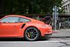 Lava Orange. (Tim Riegelein) Tags: porsche 911 gt3 rs rennsport gt3rs lavaorange 911gt3 race racecar munich muc