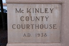 Old McKinley County Courthouse (Gallup, New Mexico) (cmh2315fl) Tags: historiccourthouse countycourthouse courthouse pueblorevivalstyle publicworksadministration pwa newdeal gallup mckinleycounty newmexico nrhp nationalregisterofhistoricplaces newmexicostateregisterofculturalproperties registeredculturalproperty