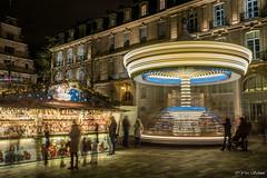 Marché de noël de Strasbourg 2016 (Yves Schmitt) Tags: noel strasbourg marché de 2016 strasbourgmarchédenoel grandest france fr slta77 alsace architecture sony alpha 77 nuit