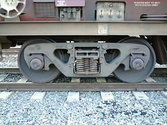 HTA 051115 (4) (Transrail) Tags: hta bogie hopper wagon ews didcot coal powerstation