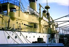 USS_Olympia3 (Baker Pics and Whatnot) Tags: ussolympia philadelphia 1994 uss olympia battleship ship
