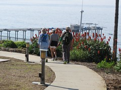 Walkway at Scripps Institute of Oceanography (aking1) Tags: sandiego california unitedstates