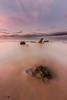 Calma (Caramad) Tags: luz landscape sunset marcantábrico ©camadats puestadesol rocks agua longexposure sol sea color marina wave mar costa rocas seascape olas barrika españa playa