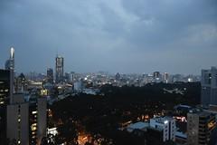 _DSC0792 (lnewman333) Tags: hochiminhcity saigon vietnam sea southernvietnam southeastasia shrirestaurantandlounge view night evening skybar buildings skyscraper
