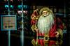 Santa Claus New collection (rodiann) Tags: rhodes rodi rhodos greece santa claus christmas sunglasses uniform shop bell red yellow beard