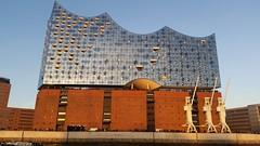 Elbphilharmonie (my lala) Tags: elbphilharmonie elbe philharmonie hamburg architecture germany deuchland hafen city hafencity elphi herzogdemeuron