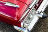 '59 Chevy Selfie (GmanViz) Tags: gmanviz color car automobile detail nikon d7000 1959 chevrolet chevy fender headlights bumper chrome grille dagmar
