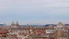 1614 - Landscape (Diego Rosato) Tags: landscape panorama rome fuji x30 rawtherapee cupole domes