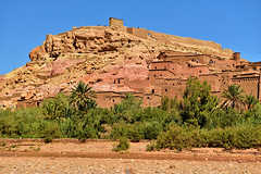 Preserved its architectural authenticity (T Ξ Ξ J Ξ) Tags: morocco aitbenhaddou d750 nikkor teeje nikon2470mmf28 clay mud brick wood