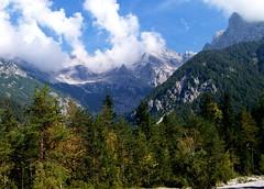 Sonne und Wolken - Sunshine and Clouds  --  Loferer Steinberge, Tyrol, Austria (Gerhard Geissler) Tags: stulrichampillersee tirol österreich tyrol austria loferersteinberge grieselbachtal wolken clouds berge mountains
