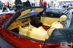 Marcos Mantis Spyder F14 GTS GH5_5360 (Gary Harman) Tags: london classic car show excel gh gh4 gh5 gh6 gh7 gary harman cars nikon d800 photographer marcos mantis spyder 1997 standox red rocket f14gts