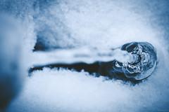 Frozen Stream - Bramberg, Austria (Sebastian Bayer) Tags: schnee mft eingefroren winter brunnen wasser micro43 kalt wasserstrahl drausen macro eis olympus urlaub blau omdem5ii omd tropfen österreich eiszapfen gefroren bramberg gemeindebrambergamwildkogel salzburg at