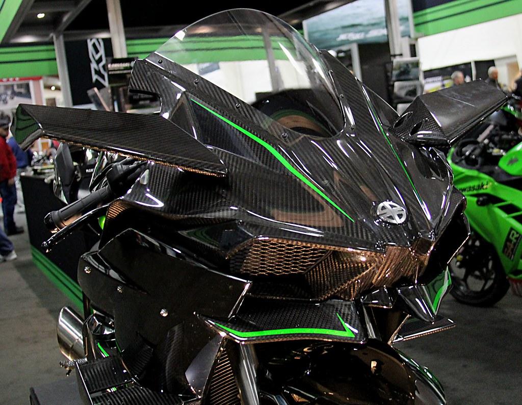 Kawasaki Ninja H2R Front End JaydenDhaliwal Tags Motorcycle Sports Bike Automotive