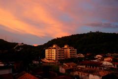 View from the window (Klauss Egon) Tags: canon ubatuba sky ceu clou cloud sunrise sunset sol nascendo pordosol