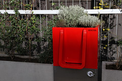 Uritrottoir (Faltazi Studio) Tags: uritrottoir faltazi pipi sauvage wild peeing street urinal straw city public compost pee planter urination incivility flower