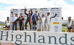 AGT Higlands Podium 3
