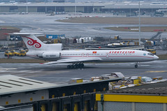 Kyrgyzstan Government / Tu-154 / EX-00001 / EBBR (_Wouter Cooremans) Tags: ebbr bru brusselsairport spotting spotter avgeek aviation airplanespotting kyrgyzstangovernment ex00001 government t154 kyrgyzstan tupolev 154 tupolev154 tu154