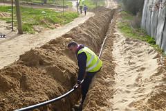 El-Bureij Palestine WASH Repairs 2015