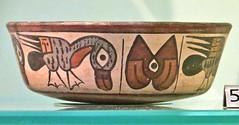 Nasca culture bowl (zug55) Tags: toronto ontario canada peru ceramics per pottery rom royalontariomuseum precolumbian cermica nazca nasca precolombino precolumbianart arteprecolombino nazcaculture culturanasca nascaculture culturanazca