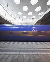 Hyllie Station III (Gustaf_E) Tags: station train subway skne sweden trainstation sverige malm stad tunnelbana tg pgatg tgstation hyllie
