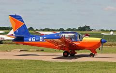 G-BXLS PZL-1 10 Koliber 1 60A (PlanecrazyUK) Tags: fly in sturgate 070615 egcv gbxls pzl110koliber160a