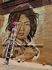 Lmnopi (Eddie C3) Tags: newyorkcity streetart art graffiti graffitiartist astoriaqueens wellingcourt wellingcourtmuralproject lmnopi 6thannualwellingcourtmuralproject