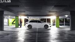 IMG_7669 (Joseph Hui (J_HUI)) Tags: white car canon 50mm euro sydney automotive audi s4 f9 6d foxstudio 2015 selectivecolouring jhui
