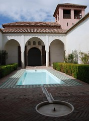 Palacio Nazarita (macondianito) Tags: andaluca mlaga