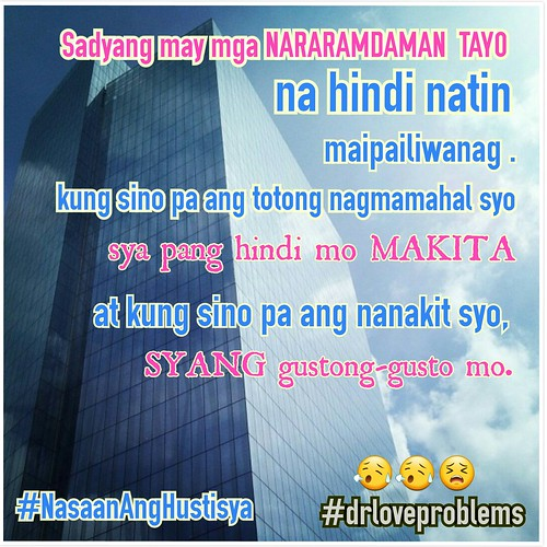 Drloveproblems Lovequotes Love Pinoyquotes Banat Hugotpamore