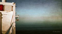 journeys (silviaON) Tags: sea sky waves ship outdoor journey textured flypaper memoriesbook magicunicornverybest