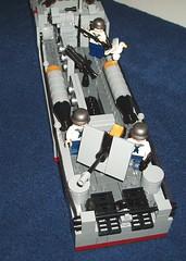 LEGO - German S-Boot (sfzdk) Tags: lego wwii navy worldwarii naval eboat s100 torpedoboat schnellboot fastattackcraft sboat sboot sfzdk