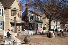 Virginia, Colonial Williamsburg IMG_2324 (ianw1951) Tags: architecture colonialwilliamsburg historicalreenactment usa virginia
