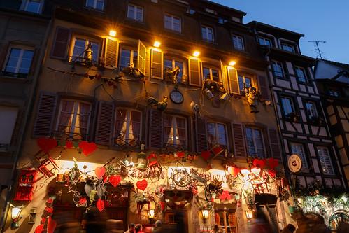 Brasserie des Tanneurs à Colmar