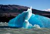 Iceberg on Viedma Lake II (cheryl strahl) Tags: southamerica argentina patagonia viedmaglacier viedmalake iceberg glaciallake lake glaciers blueice