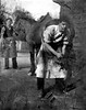 Blacksmith (FreyaFoto) Tags: blacksmith tidmarsh 1900s