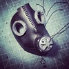 Working on a gas mask design. #Cyberpunk #CyberGoth #postapocalyptic #postapocalypse #steampunk #steampunkmask #leathermask #handmade #LARP #dieselpunk #leather #Darkart #costume #larping #gasmask (tovlade) Tags: face mask cyberpunk cyber goth make up goggles girl punk postapocalyptic postapocalypse black steampunk leather hand made larp cybergoth dieselpunk plague doctor