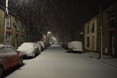 Thundersnow ? (cmw_1965) Tags: snow thundersnow precipitation blizzard snowfall wales cymru eira west glamorgan