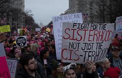 Womens March DC-20170121-TW Meetup _ 20170121 _ KMB_0350 (kevinbarry7) Tags: womensmarch washington dc feminism dump trump protest capital resist mall pence devos love trumps hate