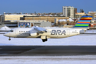 Braathens Regional  Avro Regional Jet RJ100 SE-DSS