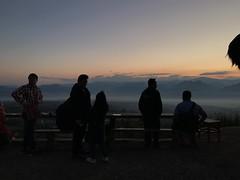 Miles Away wait to see sunrise at Yunlai Pai Maehongson Thailand People (Iamacherry) Tags: milesaway yunlai pai maehongson thailand people