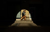 Prisoners (Sergi_Escribano) Tags: barcelona documentaryphotography sergiescribanophotography streetsofbarcelona streetphotography city barcelonastreetphotography light prison darkness streetshot streetphoto