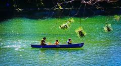 Canoe trip (vinnie saxon) Tags: park canoe boat people lake nature outdoor water summer nikoniste nikon d600
