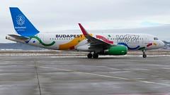 HA-LYG (Breitling Jet Team) Tags: wizzair halyg budapest 2024 olympic livery euroairport bsl mlh basel flughafen
