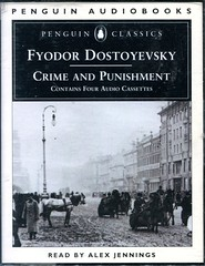 Crime and Punishment (Tolstoy2007) Tags: dostoyevsky crime penguin novel russian