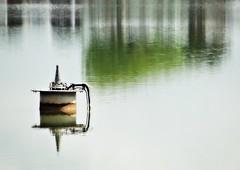 El brollador (Helena de Riquer) Tags: parcdelagulla manresa bages provinciadebarcelona parc parque park llac lago lake reflejos reflections brollador surtidor reflex lacus topf25 helenaderiquer topf50 interestingness topf75 flickr 2016 topf100 carlzeiss 100faves sony sonydsch20