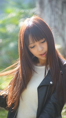 DSC01549 (rickytanghkg) Tags: 70210mm minolta sony a7ii sonya7ii a7m2 young woman pretty lady beautiful girl beauty female model asian chinese portrait outdoor sunny