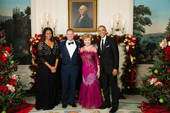 Lifetime Highlight (Bryan Bree Fram) Tags: washington dc usa barrack michelle obama whitehouse president firstlady holidays christmas party genderfluid transgender