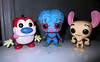 Stimpy and Ren and Metaluna Mutant Pop Figures 1150 (Brechtbug) Tags: stimpy ren metaluna mutant middle pop monsters from film this island earth action figures space alien villains movie blue creature monster universal insect bugs scifi science fiction galaxy universe meta luna mutants veins mars shackles handcuffs big brain evil bug 2017 toys toy red weapon funko animation cat dog