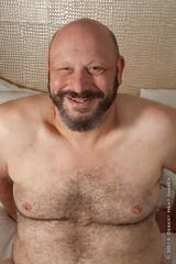 IMG_5619 (DesertHeatImages) Tags: bear las vegas gay jock naked nude furry nevada hard peter lgbt boner harden on