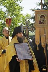 86. Patron Saint's day at All Saints Skete / Престольный праздник во Всехсвятском скиту